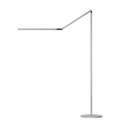 "Koncept AR5000-CD-SIL-FLR Z-Bar - 44"" 9.5W 1 LED Floor Lamp"
