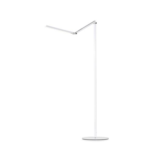 "Koncept AR5000-WD-WHT-FLR Z-Bar - 44"" 9.5W 1 LED Floor Lamp"