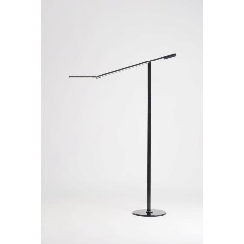 Koncept ELX-A-W-BLK-FLR Equo - LED Floor Lamp
