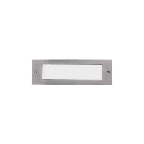 Kuzco Lighting ER9410 Bristol - 9.75 Inch 8W 1 LED Outdoor Step Light