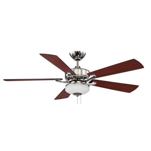Litex BO52LN5L Margaux - Single Light LED Ceiling Fan