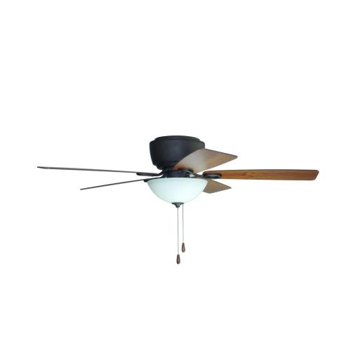Litex RG525L Riggio - Single Light LED Ceiling Fan