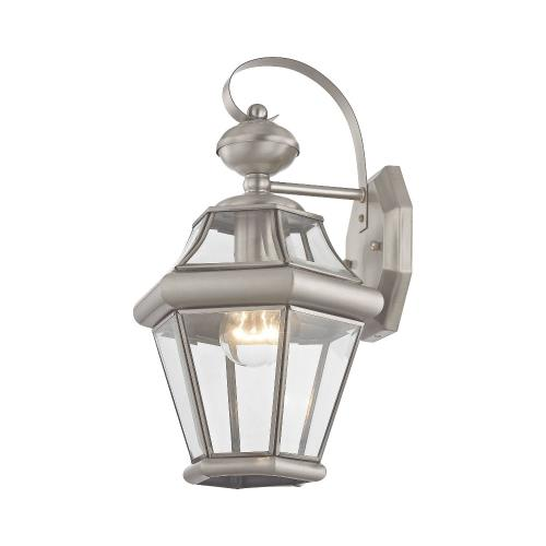 Livex Lighting 2161 Georgetown - One Light Outdoor Wall Sconce