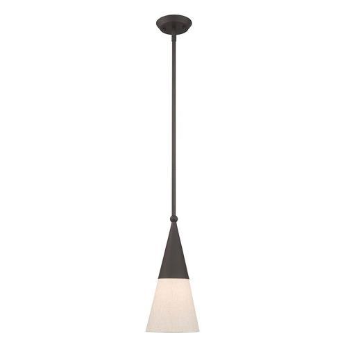Livex Lighting 40686 Stockholm - 23.75 Inch One Light Mini Pendant