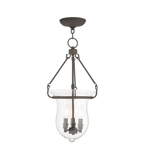 Livex Lighting 50296 Canterbury - Three Light Pendant