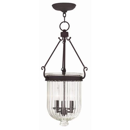Livex Lighting 50517-07 Coventry - Three Light Pendant