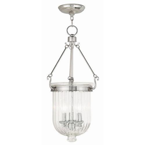 Livex Lighting 50517-35 Coventry - Three Light Pendant