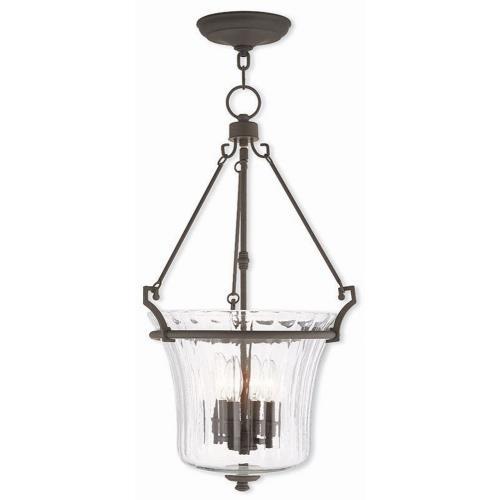 Livex Lighting 50926 Cortland - Four Light Pendant