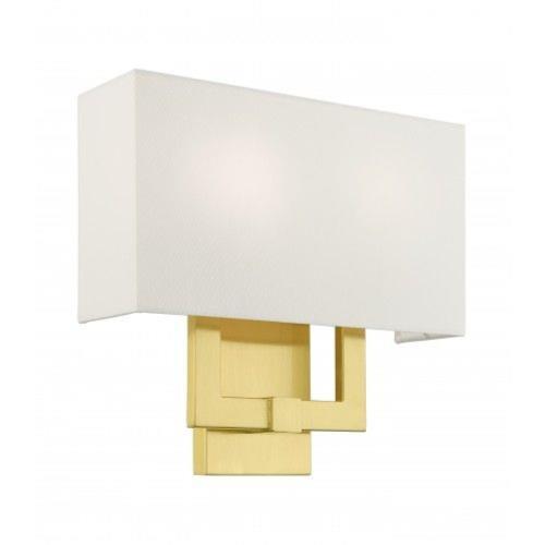 Livex Lighting 51103-12 Meridian - 2 Light ADA Wall Sconce