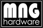 The MNG Hardware Logo