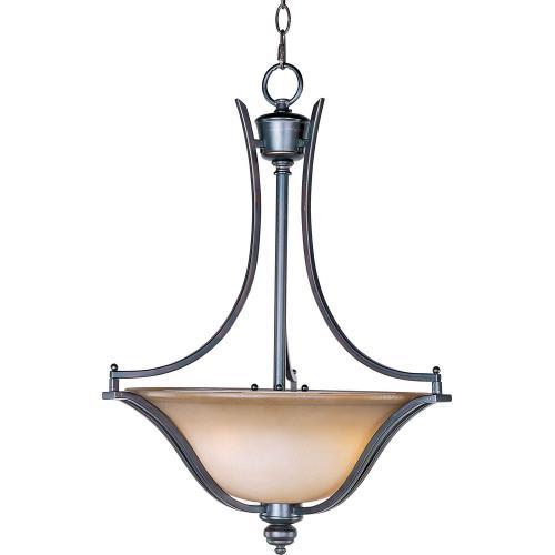 Maxim Lighting 10173WSOI Madera - Three Light Pendant