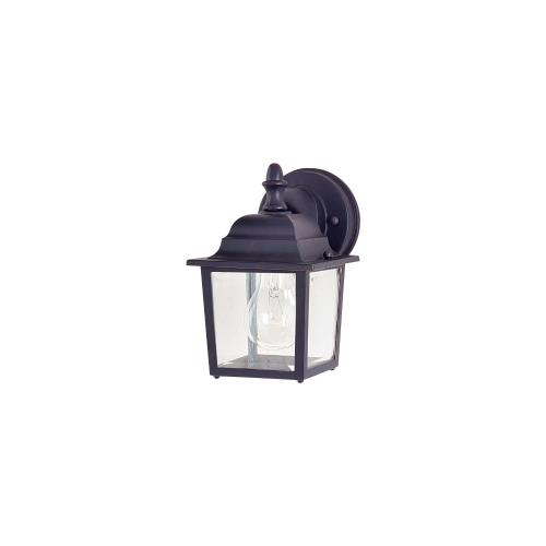 Maxim Lighting 1025EB Builder Cast - One Light Outdoor Wall Mount