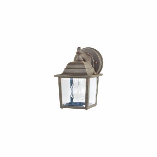 Maxim Lighting 1025RP Builder Cast - One Light Outdoor Wall Mount