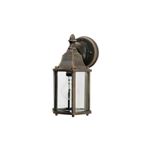 Maxim Lighting 1026RP Builder Cast - One Light Outdoor Wall Mount