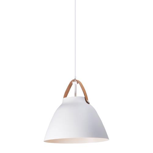 Maxim Lighting 11356 Nordic-One Light Pendant-14.25 Inches wide by 14.5 inches high