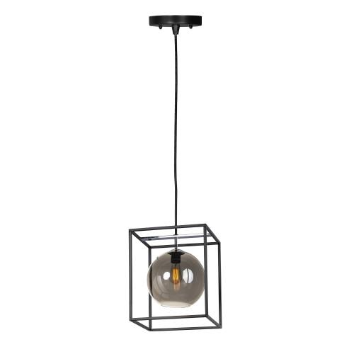 Maxim Lighting 11367 Fluid-6W 1 LED Pendant-15 Inches wide by 17.75 inches high