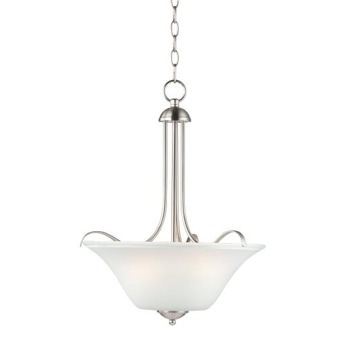 Maxim Lighting 12070 Vital-3 Light Pendant-16.5 Inches wide by 21 inches high