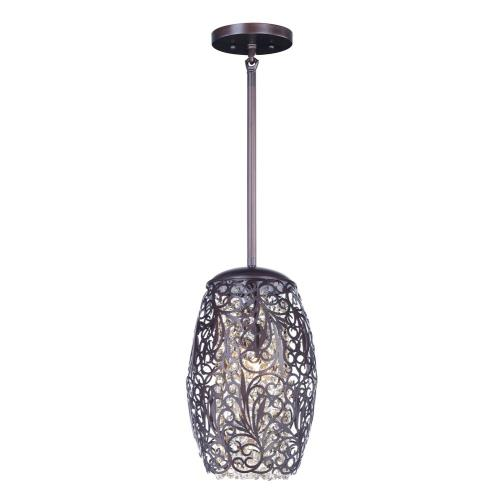 Maxim Lighting 24153CGOI Arabesque - One Light Mini Pendant
