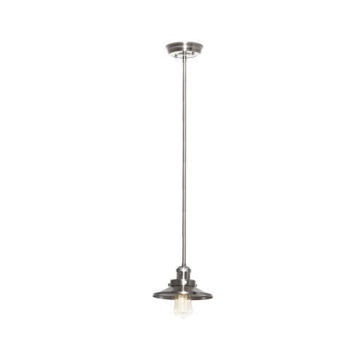 Maxim Lighting 25020SN Mini Hi-Bay - One Light Pendant
