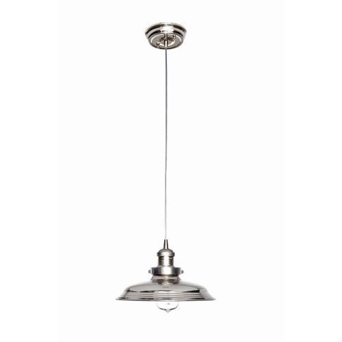Maxim Lighting 25022SN Mini Hi-Bay - One Light Pendant