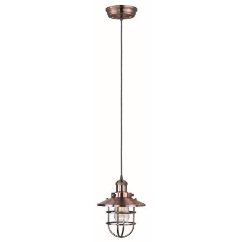 Maxim Lighting 25030 13.25 Inch Mini Hi-Bay - One Light Pendant