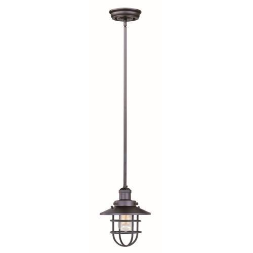 Maxim Lighting 25050 12.25 Inch Mini Hi-Bay - One Light Pendant