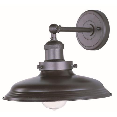 Maxim Lighting 25062BZ Mini Hi-Bay - One Light Wall Sconce