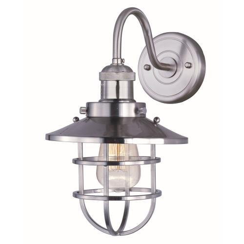 Maxim Lighting 25090 15.5 Inch Mini Hi-Bay - One Light Wall Sconce