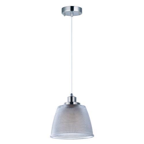 Maxim Lighting 25191CLPN Retro Pendant 1 Light