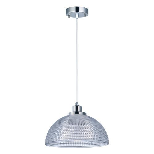 Maxim Lighting 25194CLPN Retro - 8W 1 LED Pendant