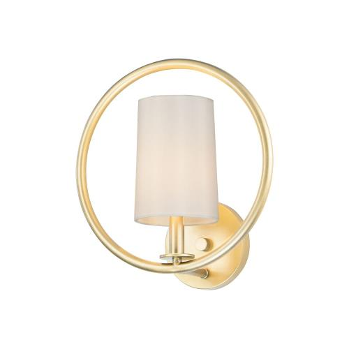 Maxim Lighting 25291 Meridian-1 Light Wall Sconce-12.5 Inches wide by 13 inches high