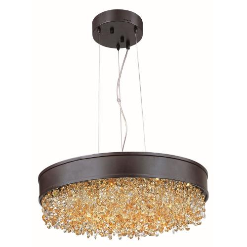 Maxim Lighting 39657SHBZ Mystic-Pendant 1 Light-30 Inches wide by 6.75 inches high