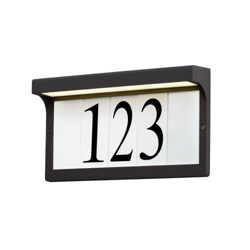 Maxim Lighting 53610 Address - 12.5 Inch 3W 1 LED Light Frame