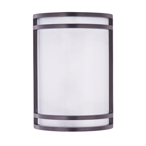 "Maxim Lighting 55538WT Linear - 7"" 15W 1 LED Wall Sconce"