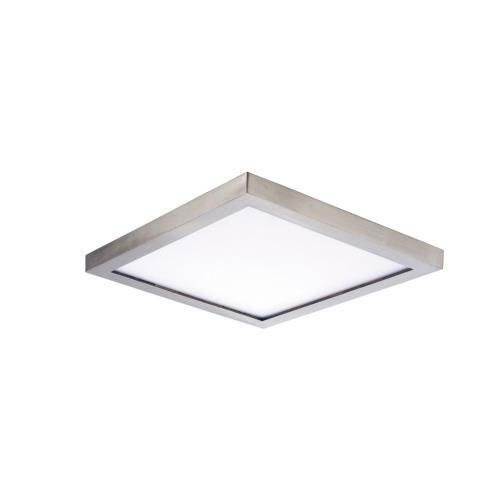 Maxim Lighting 57695 Chip-12W 1 LED Square Flush Mount-5 Inches wide by 0.5 inches high