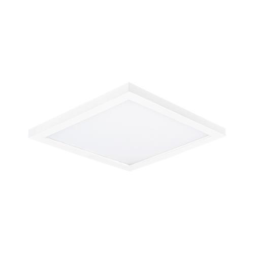 Maxim Lighting 57697 Chip-15W 1 LED Square Flush Mount-6.4 Inches wide by 0.5 inches high