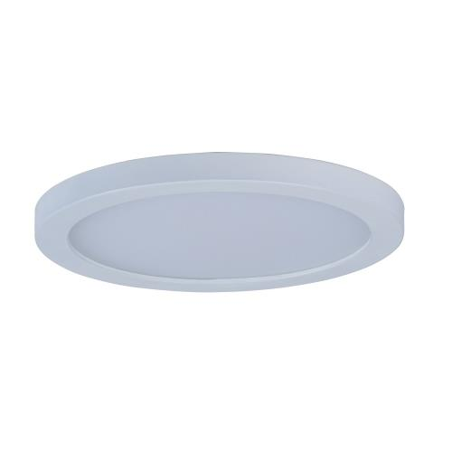 Maxim Lighting 57712 Wafer - 15W 1 LED Flush Mount in Mediterranean style - 7 Inches wide by 1.5 inches high