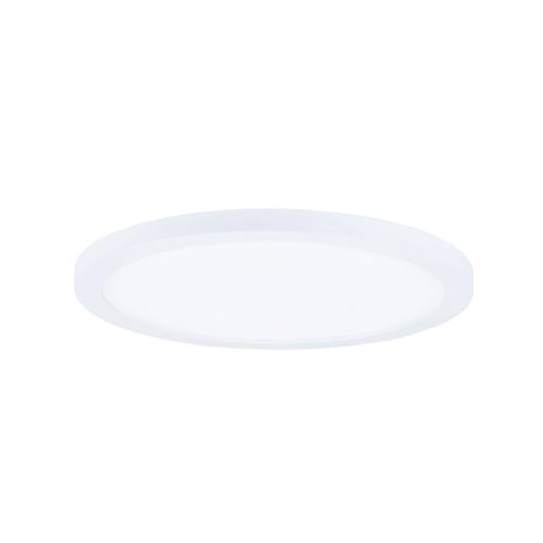 Maxim Lighting 57715WTWT Wafer-20W 1 LED Flush Mount in Contemporary style-10 Inches wide by 0.5 inches high