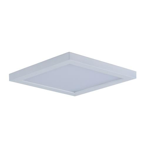 Maxim Lighting 57722 Wafer-15W 1 LED Flush Mount-6.25 Inches wide by 0.5 inches high