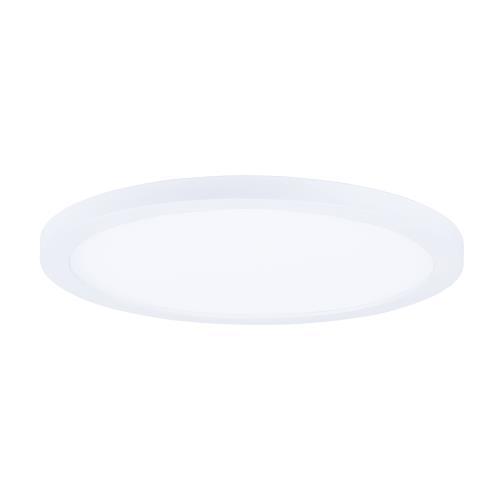 Maxim Lighting 57736WT Wafer - 15 Inch 36W 3000K 1 LED Round Flush Mount