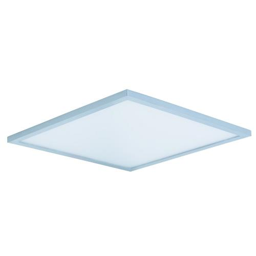 Maxim Lighting 57738WT Wafer - 15 Inch 36W 3000K 1 LED Square Flush Mount