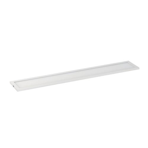 Maxim Lighting 57743WTWT Wafer-18W 1 LED Linear Flush Mount-4.5 Inches wide by 0.5 inches high