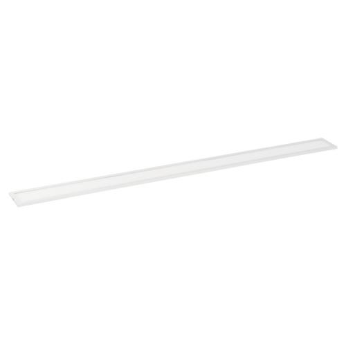Maxim Lighting 57746WTWT Wafer-36W 1 LED Linear Flush Mount-4.5 Inches wide by 0.5 inches high