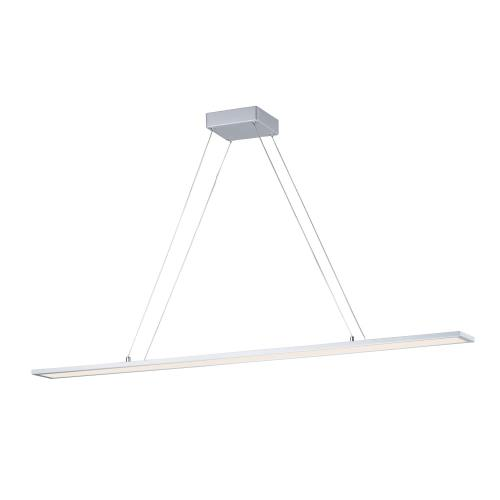 Maxim Lighting 57846WTMS Wafer - 48 Inch 36W 1 LED Linear Pendant