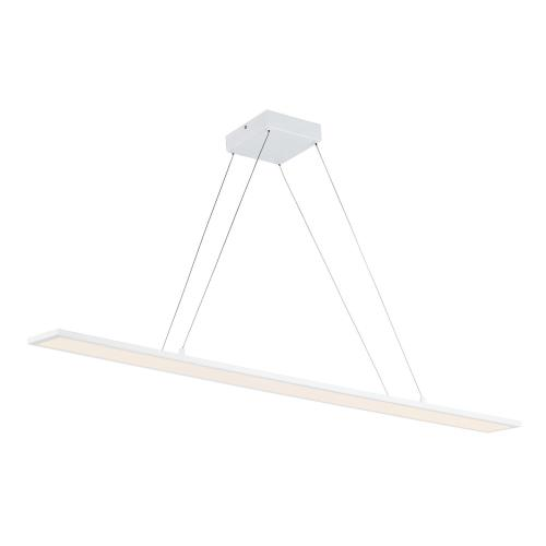 "Maxim Lighting 57846 Wafer - 48"" 36W 1 LED Linear Pendant"