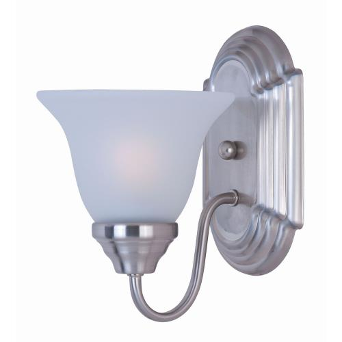 Maxim Lighting 8011FT Essentials-One Light Wall Sconce in Early American style-6 Inches wide by 9.5 inches high