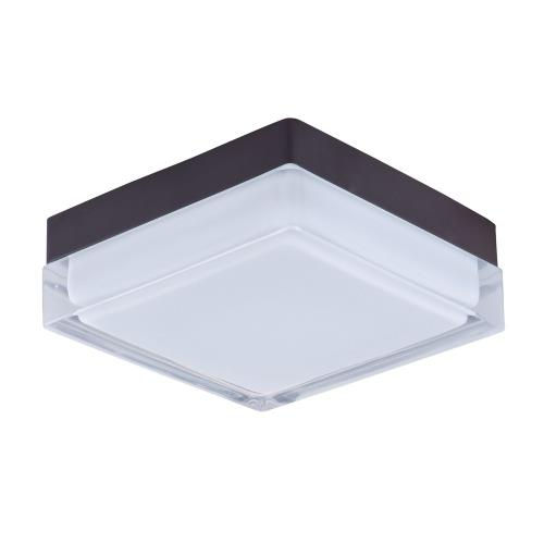 Maxim Lighting 87644C Illuminaire-15W 1 LED Flush Mount-7 Inches wide by 2.5 inches high