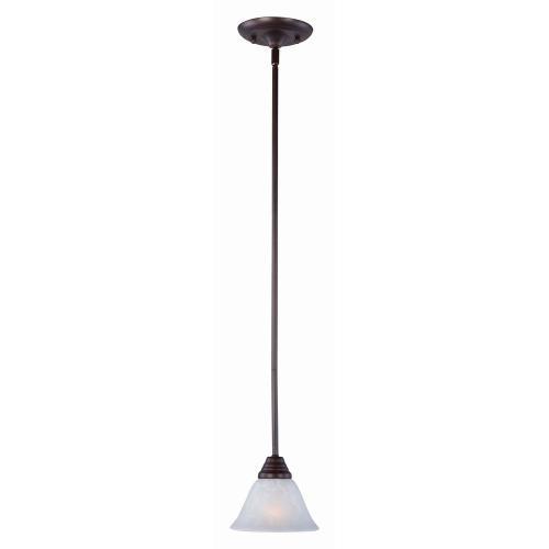 Maxim Lighting 91064 Basix - One Light Mini-Pendant