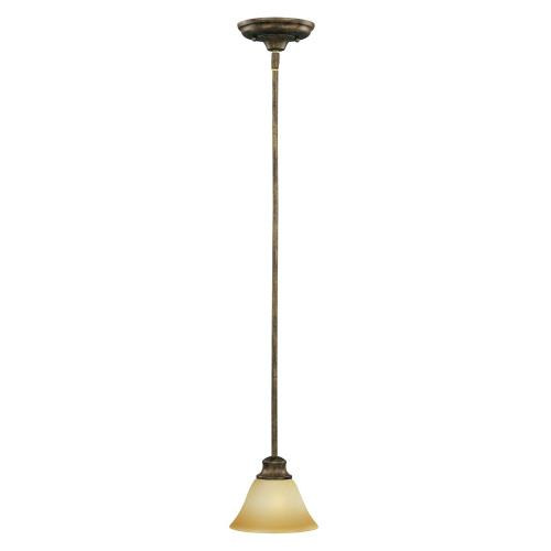 Maxim Lighting 91068 Pacific - 1 Light Mini Pendant - 7 Inches wide by 6 inches high