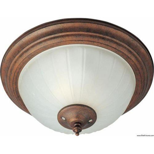 Maxim Lighting FKT003 Basic-Max - 2 Light Ceiling Fan Light Kit - 13.19 Inches wide by 6.7 inches high
